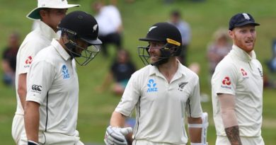 Kane Williamson and Ross Taylor carry New Zealand to series win