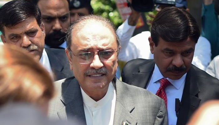 Zardari seeks bail on medical grounds from IHC