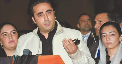 Bilawal Bhutto hopes Zardari will get justice on Dec 11 hearing