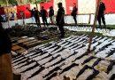 افغانستان سے بھاری تعداد میں اسمگل کیے گئے مہلک ہتھیاروں کی کھیپ پکڑی گئی