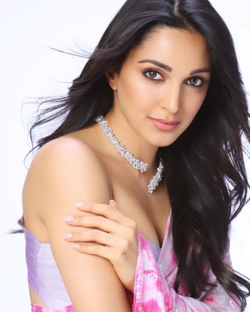 Kiara Advani Comments On Her Relationship Status, Says, 'I'm Single Right Now'