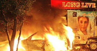 Assassination of Benazir Bhutto plunges Pakistan into turmoil