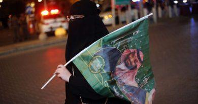 Saudi Arabia arrests more than 200 over 'indecency,' harassment