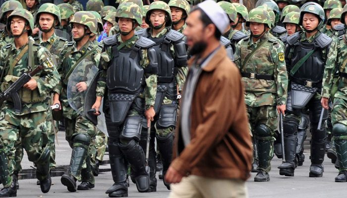 Uighur Muslims across China are living in fear