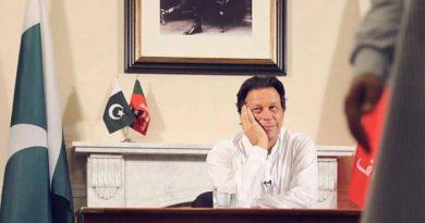 Master of U Turn: Imran Khan