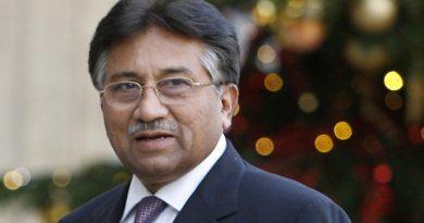 Former Pakistan President Musharraf admitted to hospital in Dubai:?Report