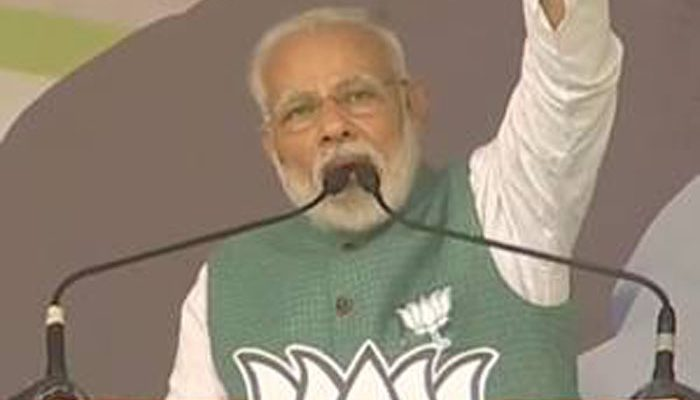 PM Modi Alleges Congress Of 'Inciting Violence Over CAA'; Says To Oppose Modi They've Started Opposing Country