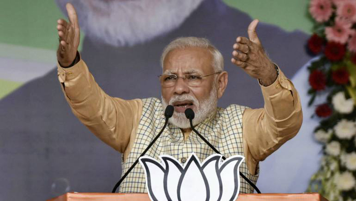 Congress creating an atmosphere of fear over CAA, says PM Modi