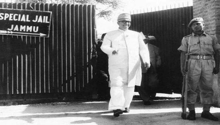 'Congress kept Sheikh Abdullah in Jail for 11 Years': Amit Shah