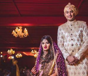 ثانیہ مرزا کی بہن انعم او رسابق کرکٹ کپتان محمد اظہرالدین کے بیٹے اسدالدین رشتہ ازدواج میں منسلک