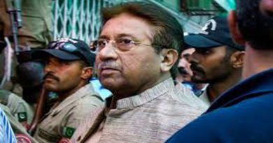 No one above law, says Amnesty on Musharraf's conviction
