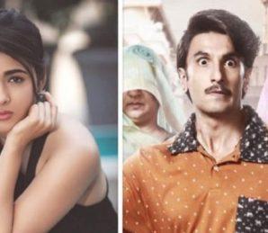 ساؤتھ اداکارہ شالنی پانڈے ' جیش بھائی زوردار' میں رنویر سنگھ کی ہیروئن کے طور پر بالی ووڈ ڈیبو کر رہی ہیں