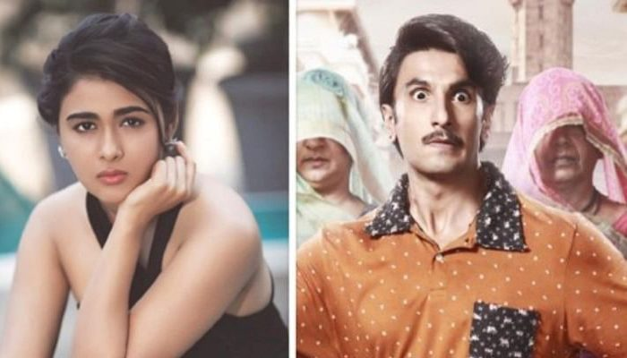 Arjun Reddy actress Shalini Pandey to make her Bollywood debut with Ranveer Singh's Jayeshbhai Jordaar