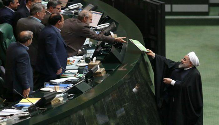 Iran unveils 'budget of resistance' against US sanctions