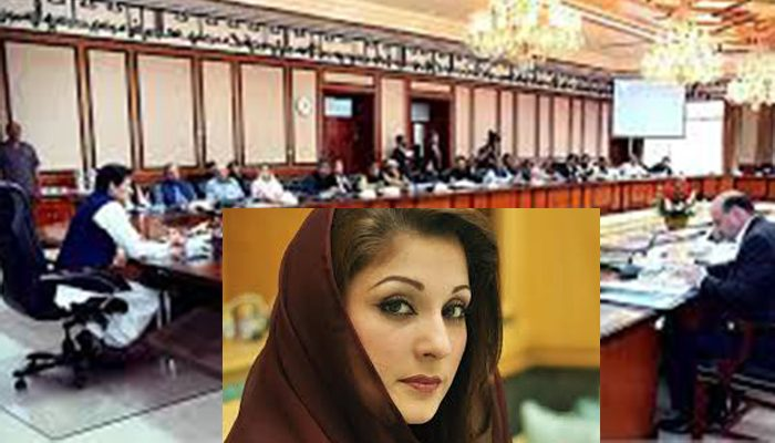 Cabinet decides not to remove Maryam Nawaz from ECL