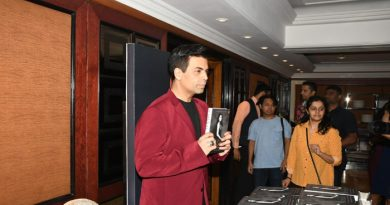 Karan Johar launches a book on Sridevi at an event in Mumbai