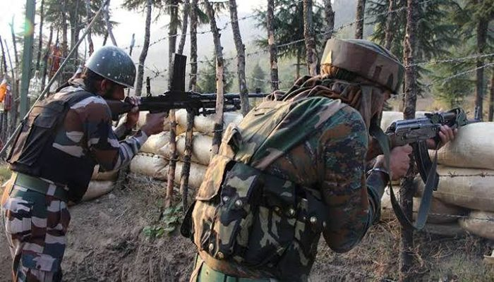 JCO, civilian killed in Uri ceasefire violation by Pak troops