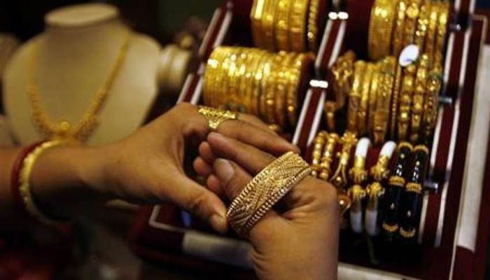 Tension in Middle-East spook markets, Gold prices surge to record high