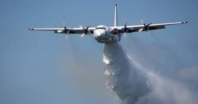 3 U.S. Firefighters Are Killed as Air Tanker Crashes in Australia