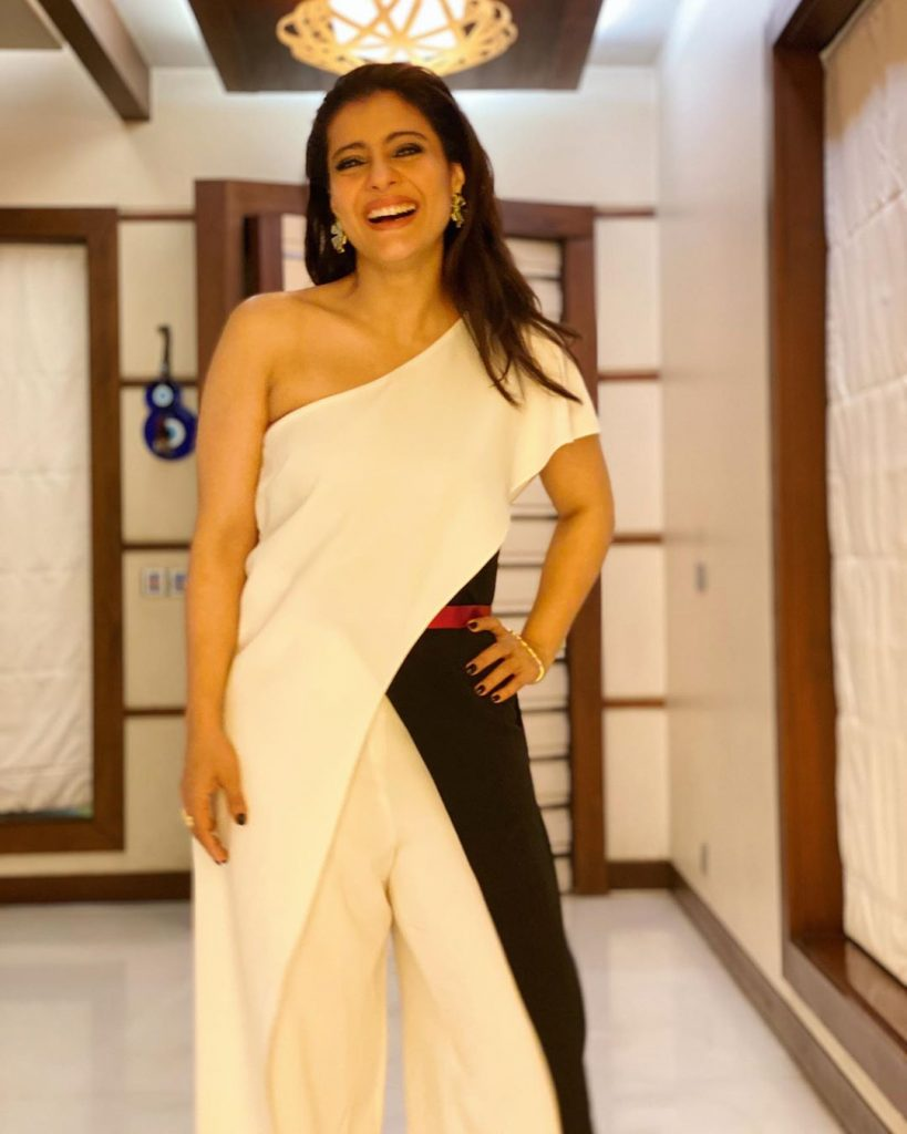 Kajol opens up on miscarriages and life with Ajay Devgn
