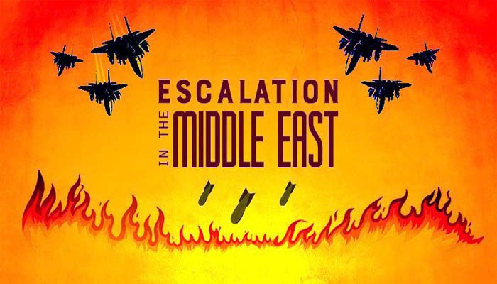 A conspiracy to push Middle East towards a regional war
