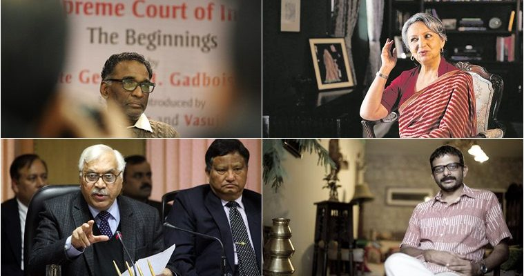 Former Judge, Sharmila Tagore, 6 Others' Open Letter On Constitution