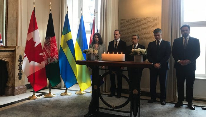 London meeting for Ukraine plane victims urges Iran to hold responsible to account