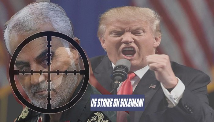 US Strike On Soleimani and its repercussions