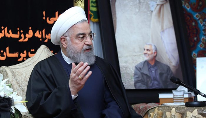 Iran signals to ease tensions with US