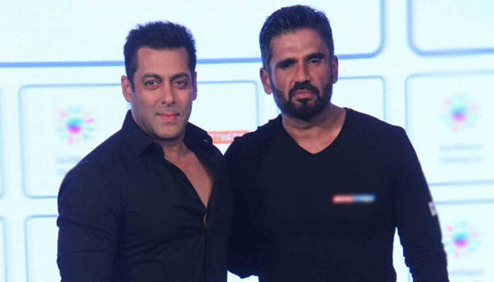 Suniel Shetty: Salman Khan is a superstar who still lives in a one bedroom apartment