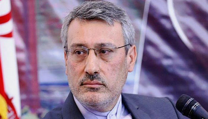 Iran's Ambassador In London Summoned Over Detention Of British Envoy In Tehran