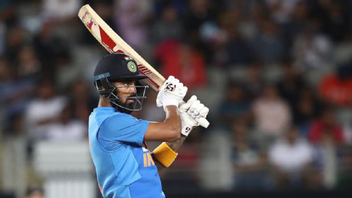 KL Rahul's fifty anchors modest chase as India go 2-0 up