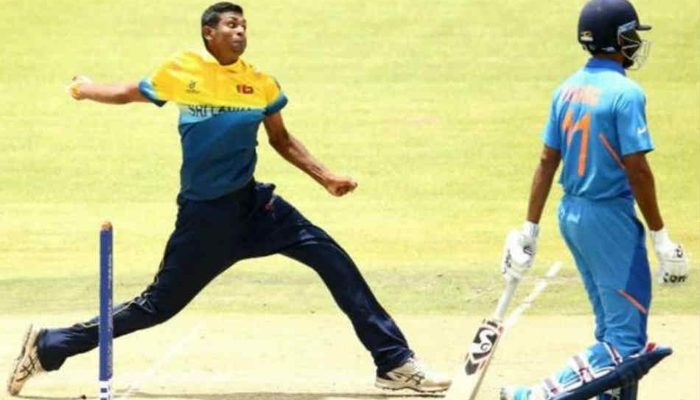 Under-19 World Cup: 17-year-old Matheesha Pathirana sets world record with 175kph delivery vs India