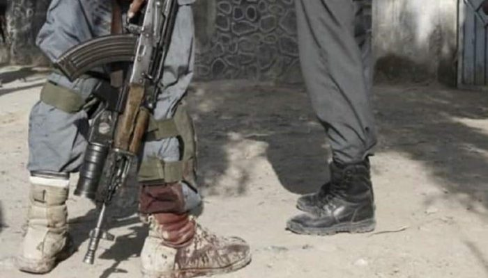 Afghan forces suffer casualties in Taliban attack