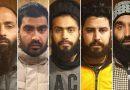 سری نگر میں جیش محمد کے پانچ انتہاپسند گرفتار