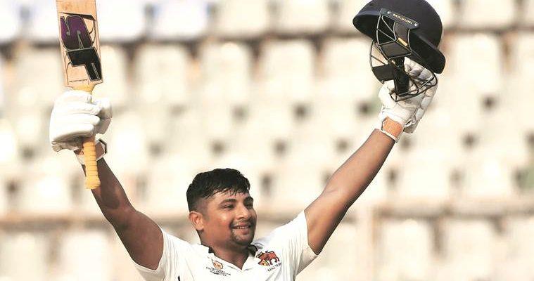 Ranji Trophy: Sarfaraz Khan's maiden triple-century helps Mumbai take first-innings lead