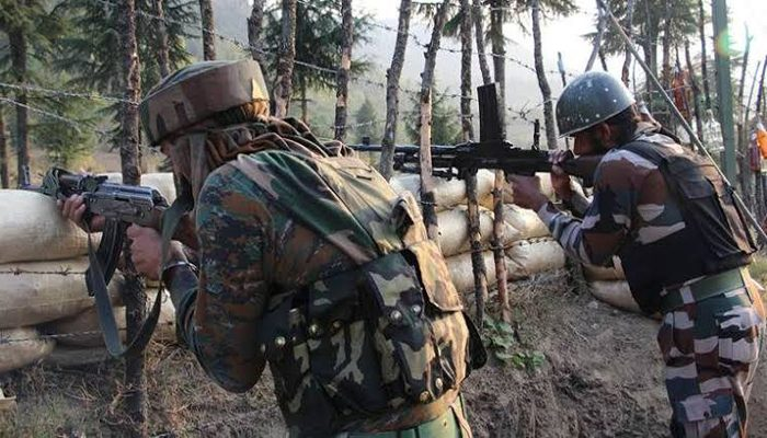 2 soldiers killed in exchange of fire with terrorists along Line of Control, says Army