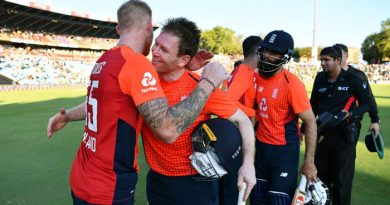 Ice-cool knock by Eoin Morgan seals England win after Jos Buttler, Jonny Bairstow fifties