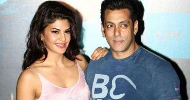 'Please get some rest': Jacqueline Fernandez's advice to Salman Khan