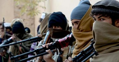 Taliban kidnaps a US contractor in southeastern Afghanistan