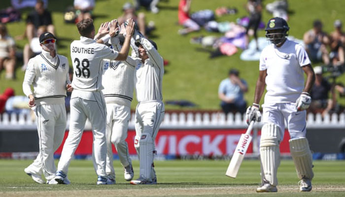 Southee and Boult run through India to seal massive victory