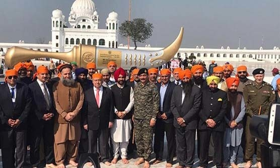 Kartarpur opening 'practical proof' of Pakistan's desire for interfaith harmony, says UN chief