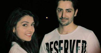 Ayeza Khan met husband Danish Taimoor on Orkut before they got married