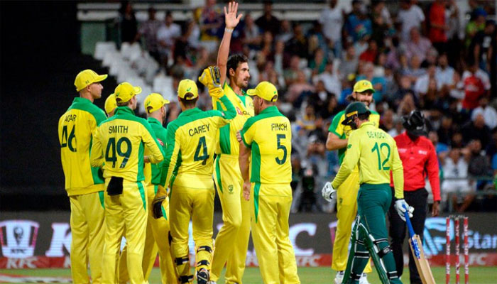 Clinical Australia dismantle South Africa to seal 2-1 T20I series win