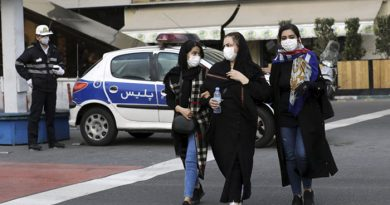50 people have died so far due to COVID-19, Iranian news agency says