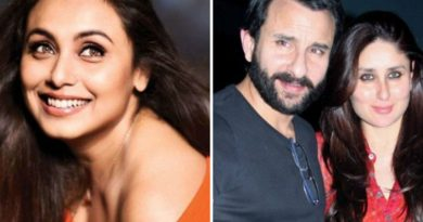 Rani Mukerji's advise for Saif Ali Khan when dating Kareena Kapoor: Just think you're in a relationship with a man
