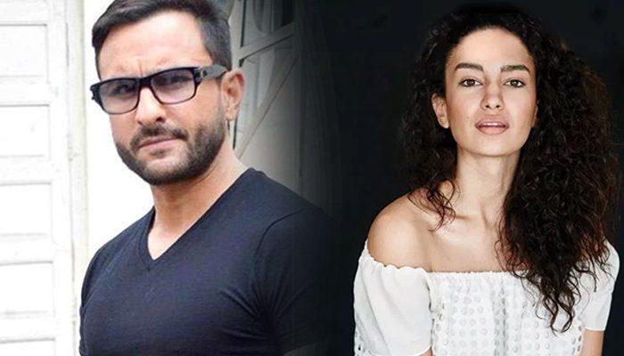 Saif Ali Khan is extremely professional: Elena Fernandes