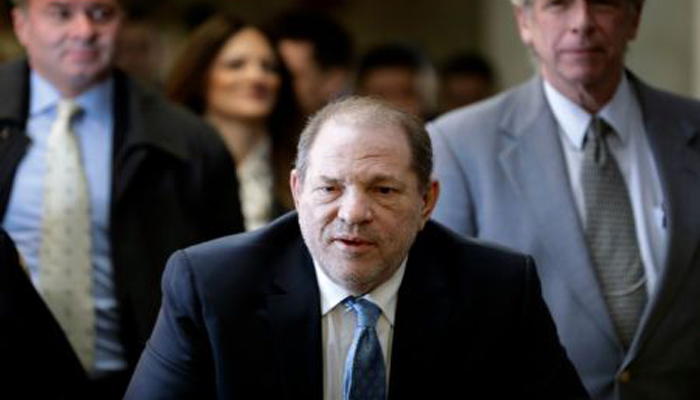 Harvey Weinstein sentenced to 23 years in prison after addressing his accusers in court