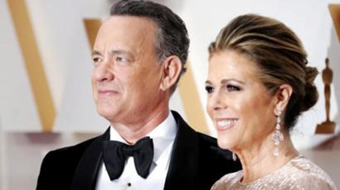 Tom Hanks, wife Rita Wilson test positive for coronavirus in Australia