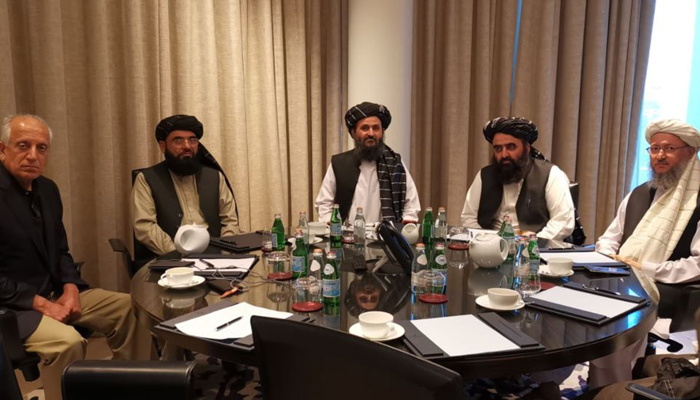 US Taliban deal a hope for peace